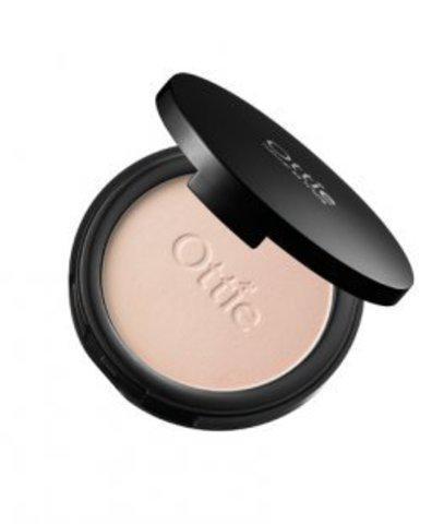 Ottie Пудра Компактная Silky Touch Compact Powder 9g (Тон #02, #04)