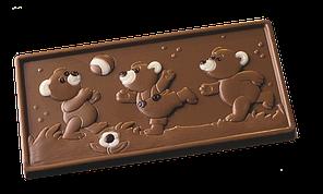 Натуральный ремесленный (крафтовый)   шоколад 70 %  Forastero, 100 г