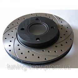Тормозной диск задний Skoda ATM0242