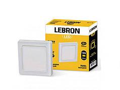 Світильник LED LEBRON LPSS1241 Білий (282603)