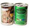 Корм Baskerville Баськервіль супер преміум для котів оленина і м'ясо курки 400 г