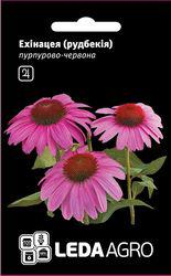 "Семена Эхинацея (рудбекия) пурпурно-красная, 0,1 гр, ТМ ""ЛедаАгро"""