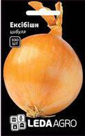 "Семена лука репчатого салатного Эксибишен, 100 сем., ТМ ""ЛедаАгро"""