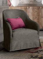 Кресло LESLIE с высокой спинкой, фабрика LeComfort (Италия)