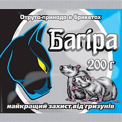 Багіра (парафіновий брикет) 200 р. Аптека Садівника