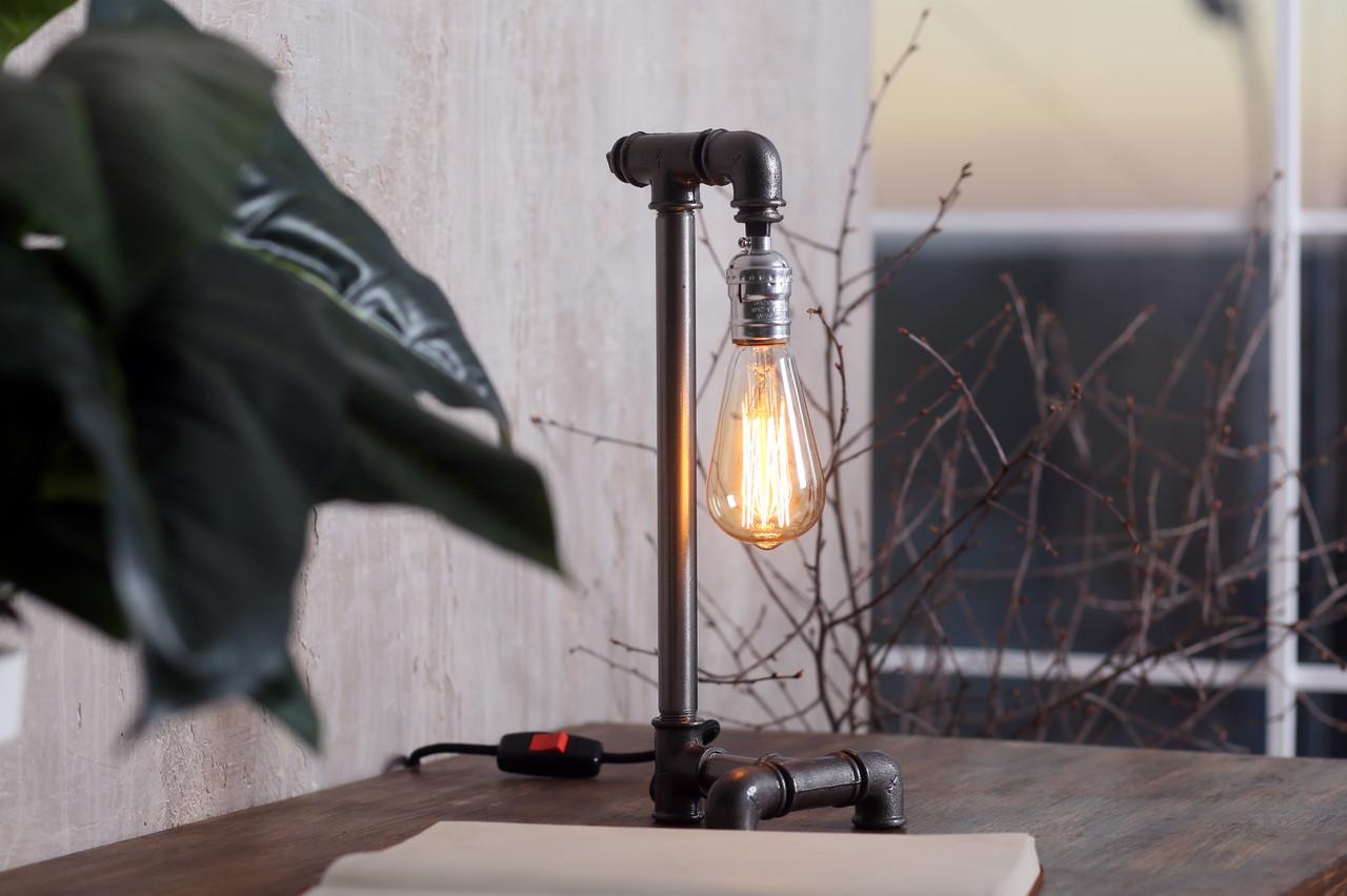 Настольная лампа в стиле Loft T_28