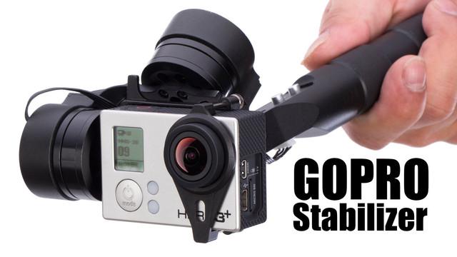 Стабилизаторы для GoPro