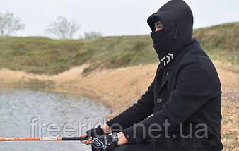 Зимняя балаклава - капюшон, шапка, бафф, маска, шарф (6 в 1), фото 3