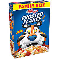 Сухой завтрак Хлопья Kellogg's Frosted Flakes Cereal Family size