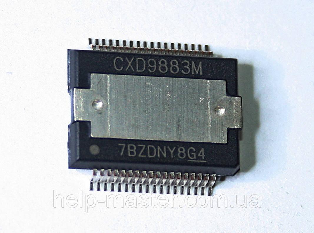 Микросхема  CXD9883M (HSSOP36)