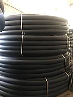 Труба полиэтиленовая водопроводная D 110. D 150. D 300 (6*8*10*16.бар) 1м