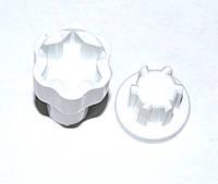 Ремпкомплект (две муфты) основной чаши для кухонного комбайна Braun