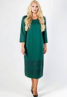 """Платье большего размера """"Бейла"""" 52-60 р."""