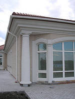 Элементы оформления фасадов
