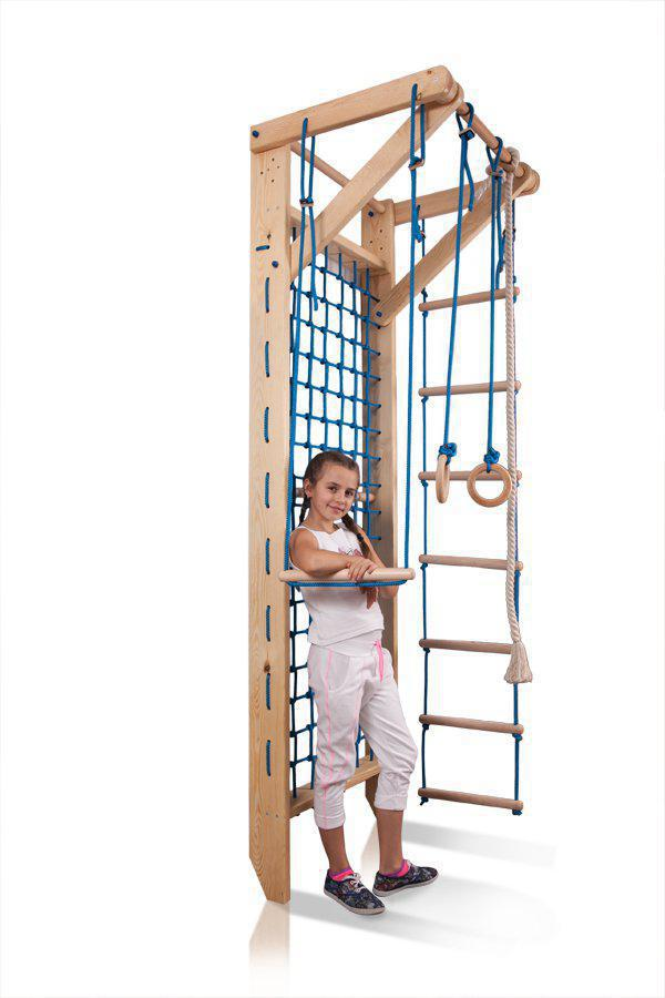 Гладиаторская сетка c навесным  «Baby 8 - 240» SportBaby