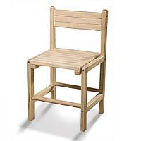 Детский стульчик деревянный SportBaby