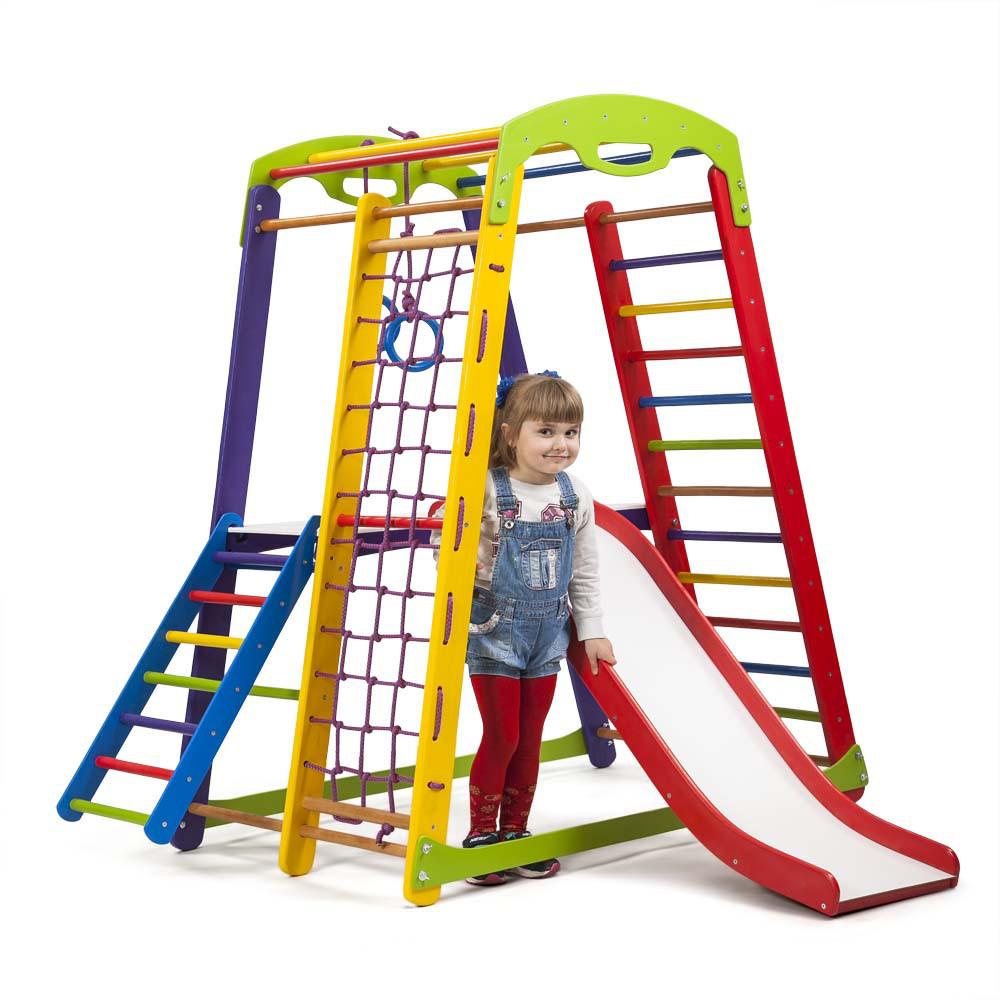 Дитячий спортивний куточок- «Малюк - 1 Plus 2» SportBaby