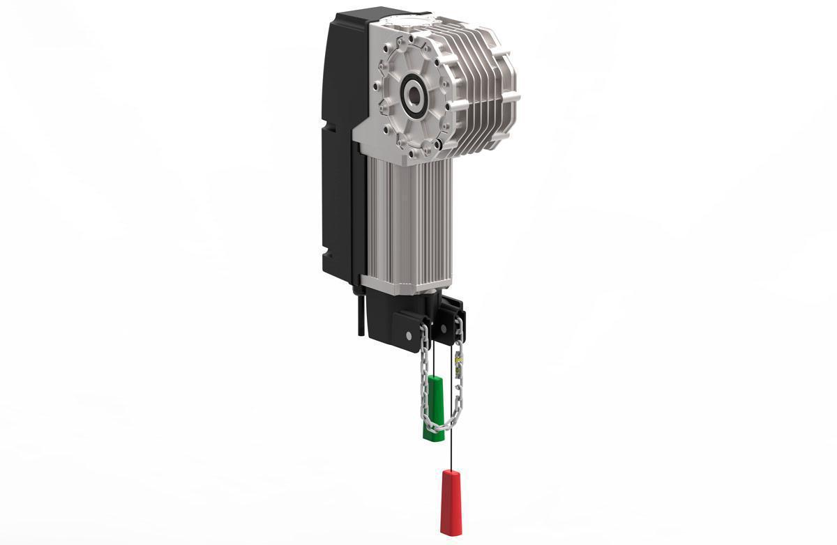 Автоматика для промышленных ворот Alutech TR-5024-400KIT