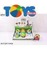 Инерционная игрушка жук «Озорные малыши», 7349