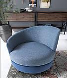 Дизайнерское круглое кресло PRIVE, фабрика LeComfort (Италия), фото 5