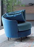 Дизайнерское круглое кресло PRIVE, фабрика LeComfort (Италия), фото 8