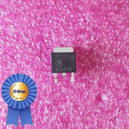 Микросхема AP73T02GH ( 73T02GH ), фото 2