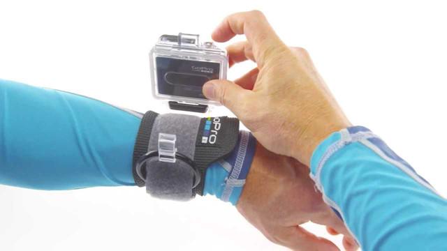 Оригинальные крепления GoPro