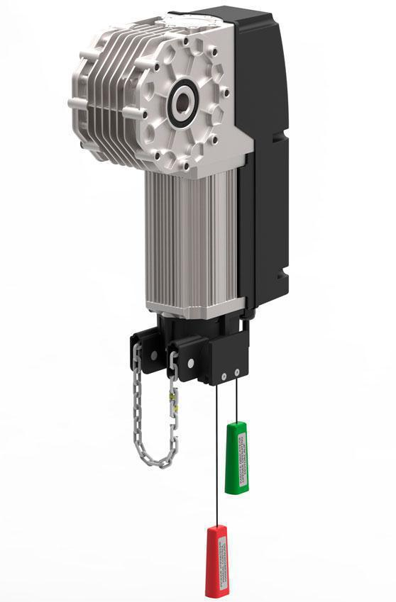 Автоматика для промышленных ворот Alutech TR-13018-400KIT