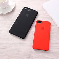 Чехлы для телефона iPhone (Silicon Case) 7/7Plus, 8/8Plus, X