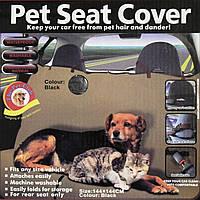Накидка на заднее сиденье Pet seat cover ХХ, фото 1