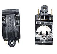 Термостат (выключатель) для чайника Saturn/Mirta KSD368-A 13A/250V (с пружиной под клавишей)