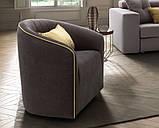 Современное кресло TINA, фабрика LeComfort (Италия), фото 4