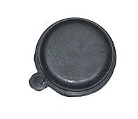 Мембрана для газової колонки Beko D=50mm*10mm (чорна,1 виступ (вушко))