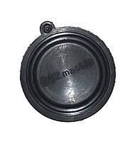 Мембрана для газовой колонки Украина D=504mm*5mm (черная,1 выступ (ушко))