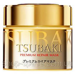 Экспресс-маска для волос Shiseido Tsubaki Premium Repair Mask