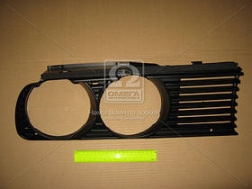 Решетка радиатора правая BMW 3 E30 (Бмв 3 Е30) 1987-1993 (пр-во TEMPEST)