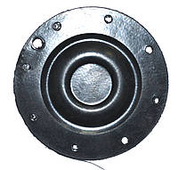 Мембрана для газового котла ВПГ D=90mm*1mm (черная,9 отверстий)