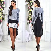 Блуза с цветами в категории свитеры и кардиганы женские в Украине ... b0eaaae9a5845