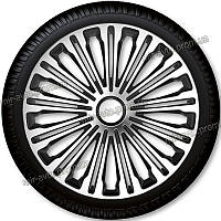 Колпаки VOLANTE серебристо-черные R14 Argo