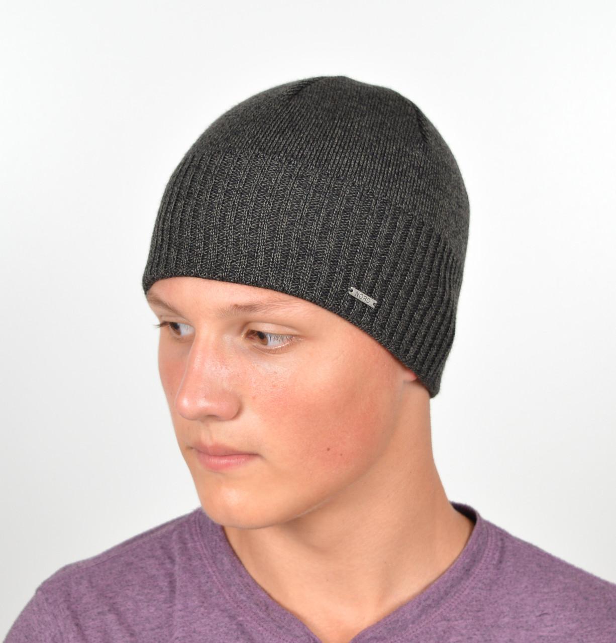 мужская шапка Норд