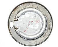 Тен для чайника універсальний дисковий 1850W/2200W D=150mm/145mm*10mm (з отвором 20mm*9mm)