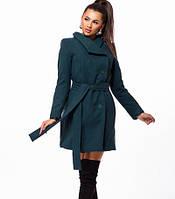 Кашемировое пальто с поясом 6 цветов 823227, фото 1