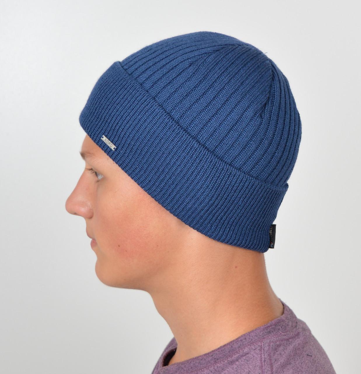 Мужская шапка Nord 15068 Джинс
