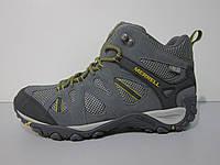 Ботинки мужские Merrell Yokota Ascender Mid Vent Waterproof Hiking Boots (J343946c) (оригинал), фото 1