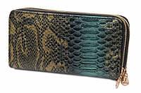 (Цена за 5шт) Кошелек женский Ceraria, материал: ПВХ, на молнии, 6 отделений под купюры, 8 под визитки, 1 отделение для монет, длина: 20 см, ширина: