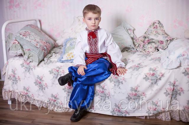 Низькі ціни на українські дитячі вишиванки