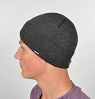 Мужская шапка Nord 171812 Серый меланж, фото 1