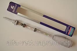 Ареометр універсальний з термометром (4 в 1 – електроліт, тосол, омивач)