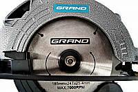Пила дискова Grand 185-1950, фото 8