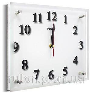 Часы настенные с картиной под стеклом YS-Art 30х40см (PB019)